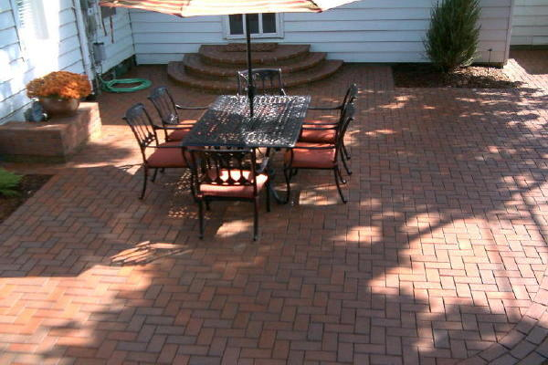 Pine Hall Brick Pavers Are A Clay Product